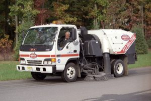 street sweeping charlie vitale - sweeping.com
