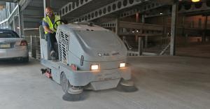 garage scrubbing numbers - sweeping.com