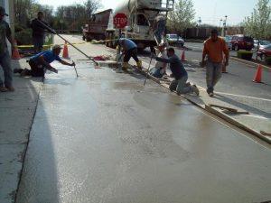 concrete repair logistics - sweeping.com