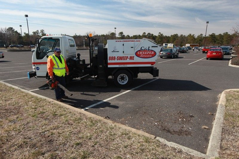 shopping center maintenance portering - sweeping.com