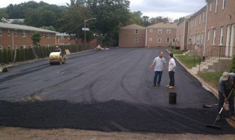 parking lot paving condominium - sweeping.com