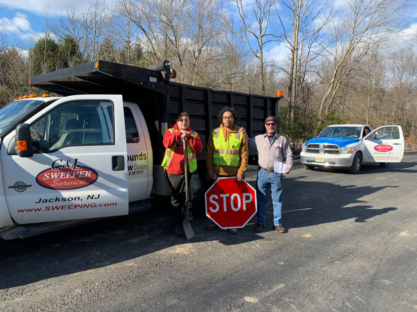 Traffic Signs and Street Sign Installation Services by C&L