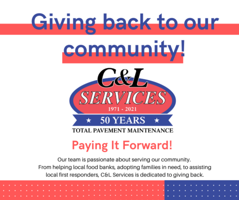 C&L is committed to giving back to the community