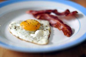 C&L Services bacon and eggs - sweeping.com