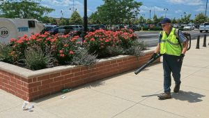 Shopping Center Maintenance - sweeping.com